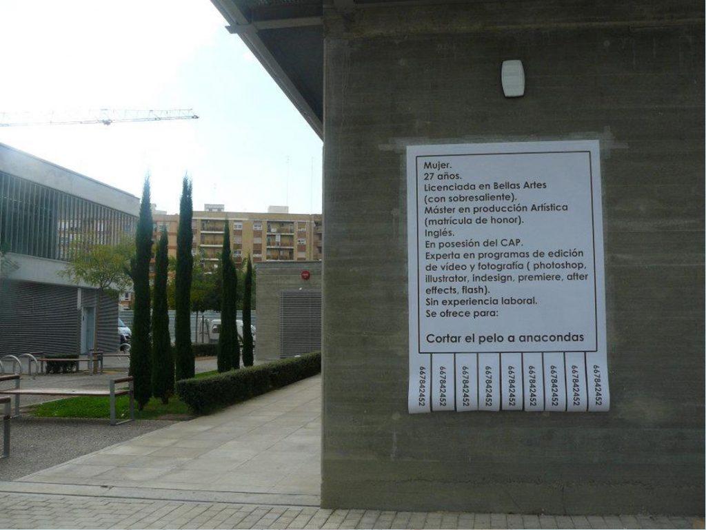 Proyecto_Pluriempleo. Ana Arregui. Universidad de Valencia.