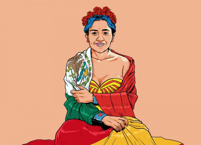 Wonder women. Wonder woman nº 6: SaraiZarva Barroso