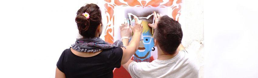GRAFFITEANDO ALBACETE