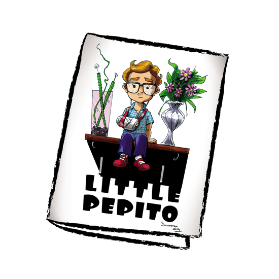 Little Pepito, de Zarva Barroso
