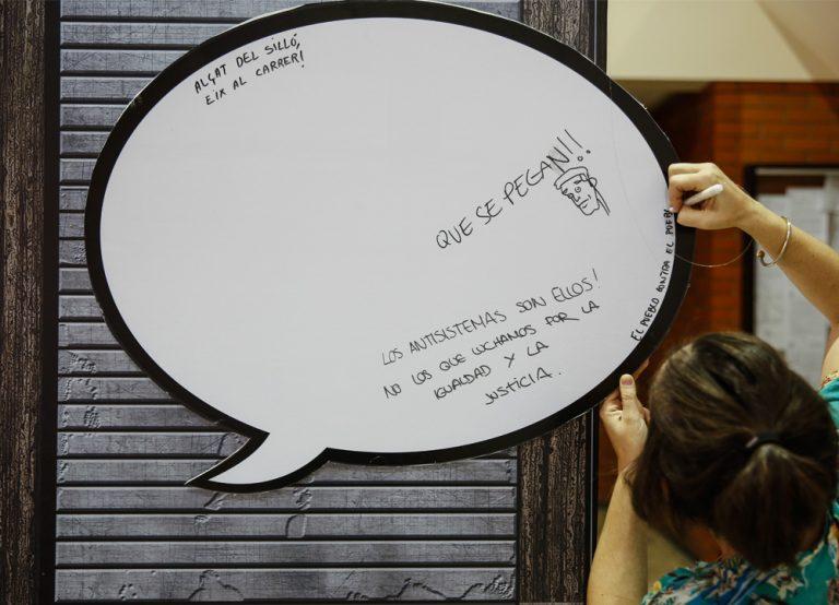 THINK TV. Art Públic / Universitat Publica. 2014. Zarva Barroso