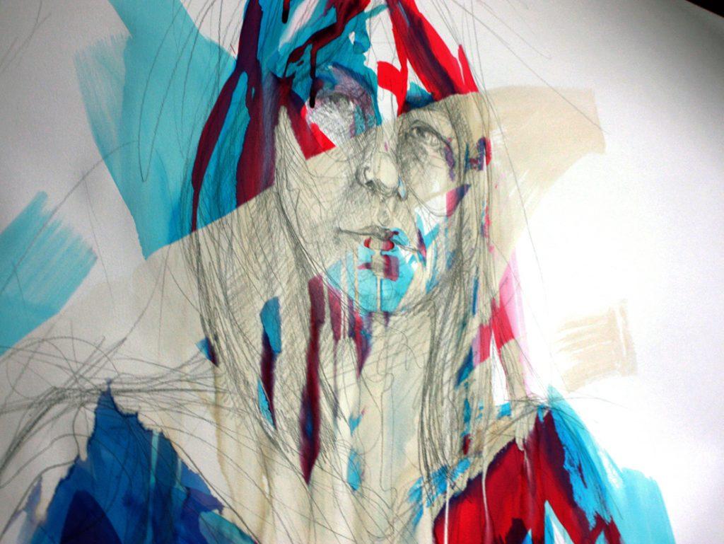 No-autoretrato. Ana Arregui