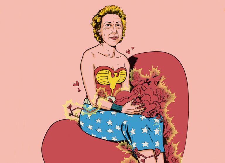 Wonder women. Wonder woman nº 2: Antonia. Zarva Barroso