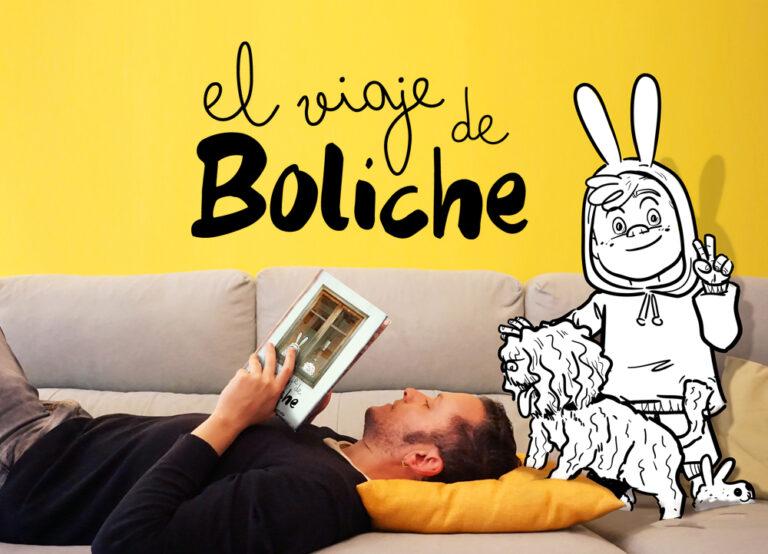 EL Viaje de Boliche, Zarva Barroso. 2020.