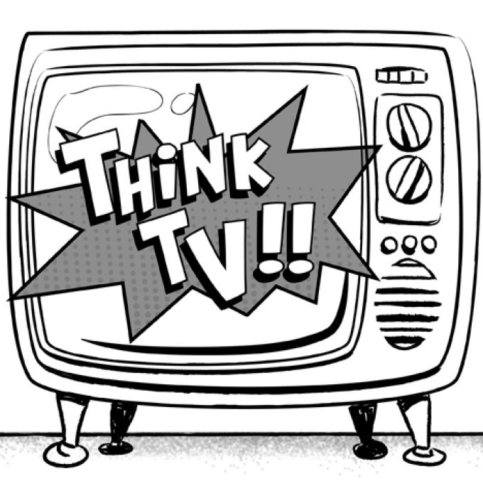 Think TV. Art Public.